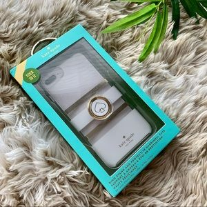 iPhone 8,7,6 Plus Phone Case with Ring Stand